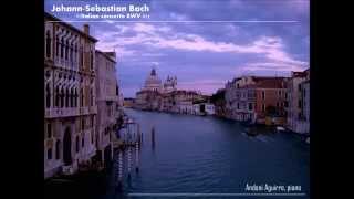 Bach - Italian Concerto BWV 971 (Andoni Aguirre, piano)