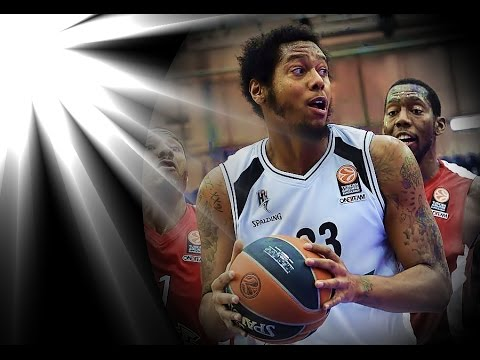 Trey Thompkins Trey Thompkins Highlights Euroleague 20142015 Full HD