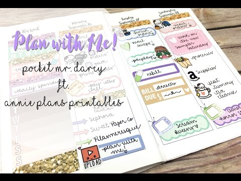 image about Annie Plans Printables titled Software WITH ME Pocket Mr. Darcy toes. Annie Applications Printables