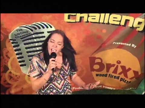 Jeannamarie Sue Bobbitt - Dixie Classic Fair 2013 Karaoke Challenge - Dancing in the Sky