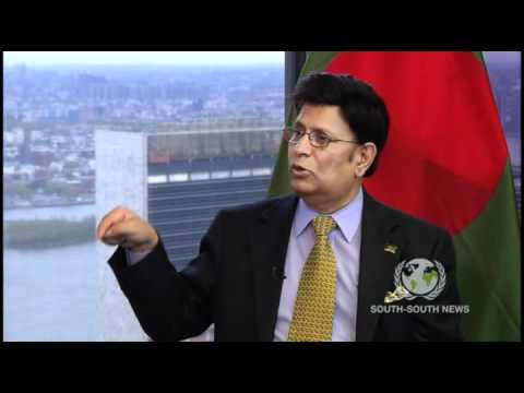 Interview With Abulkalam Abdul Momen U.N.  Ambassador Of  Bangladesh