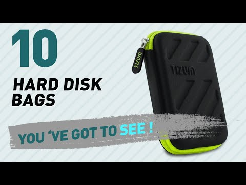 Hard Disk Bags, Best Sellers Collection // Amazon India, 2017