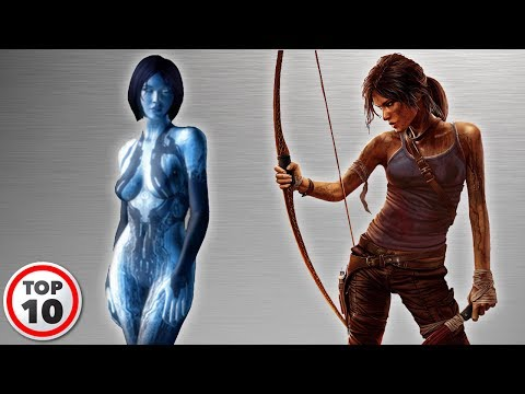 Top 10 Greatest Female Characters In Video Games