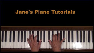 Enya A Day Without Rain Piano Tutorial