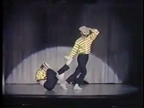 Various Clips of Bob Fosse Dancing
