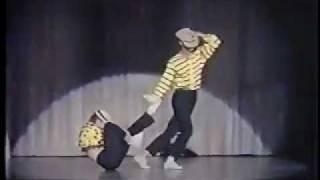 Various Clips of Bob Fosse Dancing