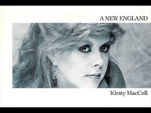 Kirsty MacColl - A New England (12 inch version)