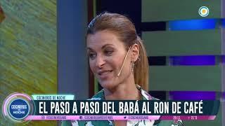 Babá al Ron de Café (1 de 2) - Cocineros de Noche