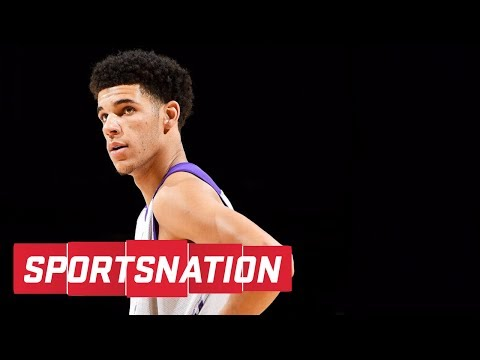 Lonzo Ball Already Attracting Free Agents To Lakers? | SportsNation | ESPN