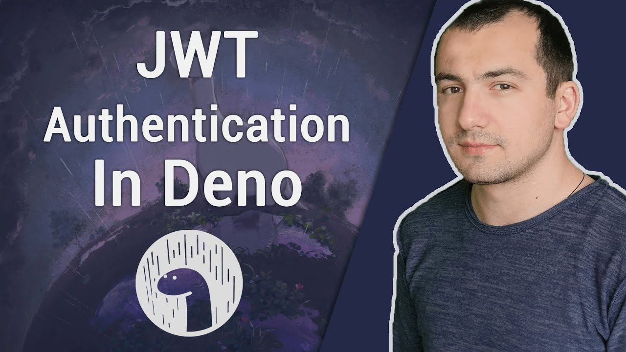 How to Apply JWT Authentication in Deno using Oak Framework