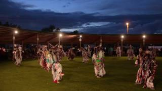 Young Bear - Grass Dance Special Twin Buttes Powwow 2017