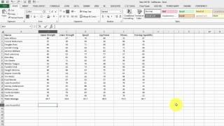 EAF# 58 - Listbox Selector