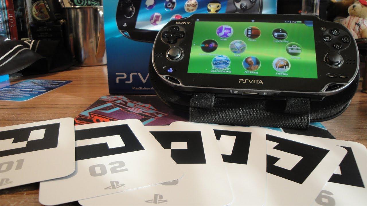Playstation Vita Augmented Reality Games Walkthrough & Demo - YouTube