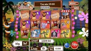PocketWin - Doctor Zoolittle Mobile Slot - Bonus Rounds