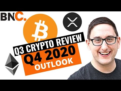 Crypto Markets Q3 2020 Review
