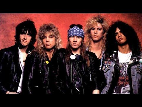 Las mejores canciones de Guns N Roses