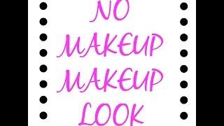 No Makeup Makeup Look :: My 5 Min Face Thumbnail