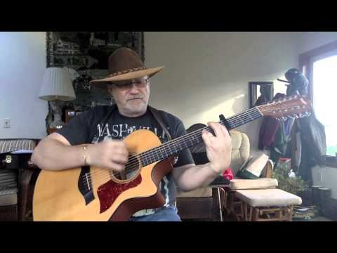 35b -  City Of New Orleans -  Steve Goodman cover with guitar chords and lyrics