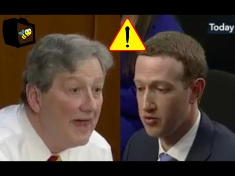 """Senator SCARES Mark Zuckerberg With Warning! """"You Either Fight Us Or Work With Us To Fix Facebook"""""""
