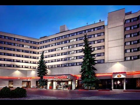 Sheraton Cavalier Calgary Hotel - Calgary, Alberta, Canada