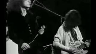 LED ZEPPELIN - dazed and confused (live).Danish TV 69