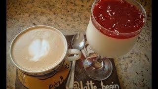 MOUSSE DE YOGURT | Latte_begin