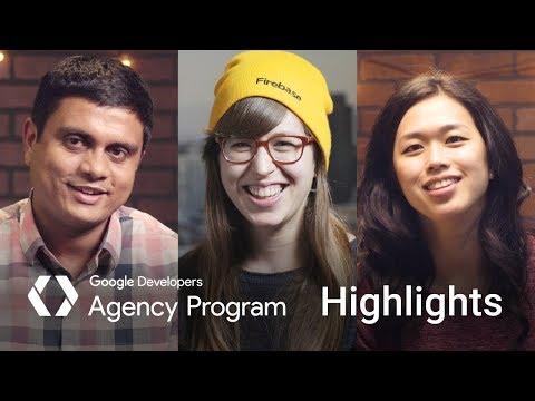 Google Developers Agency Program 2017 Recap
