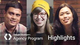 Google Developers Agency Program 2017 Recap