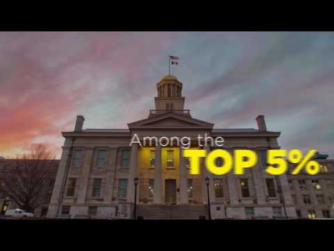 The International Experience at the University of Iowa