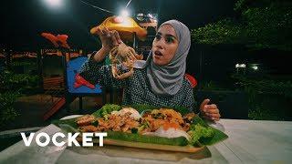 VOCKET MAKAN: Garden Lobster di Sg. Ramal Dalam VineBox.Co