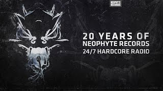 20 Years of Neophyte Records (24/7 HARDCORE RADIO) 🎶