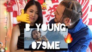 B Young - 079ME | REACTION to UK RAP
