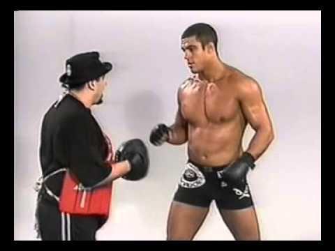 Vitor Belfort's Boxing Techniques Lessons - Part 2