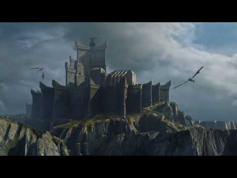 Game of Thrones: Season 7 OST - Dragonstone EP 01 Dany arrival