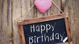 видео Как поздравить мужа с днем рождения?(оригинально, прикольно)
