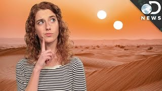 Can Two-Star Systems Like Tatooine's Exist?