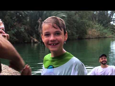 Israel 📽Virtual Tour Ep. 10 Jordan River Baptism, Beit Shean
