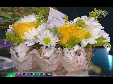 Glassare i fiori - Ricette di Cotto e Postato