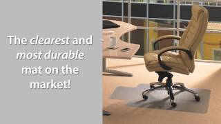 Pvc Chair Mats From Mammoth Office Products - Dealer Version