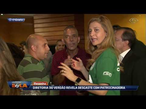 É Insano Abrir Mão Da Crefisa, Diz Velloso Sobre O Palmeiras