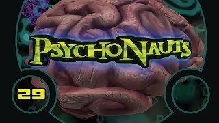 Psychonauts: Hurl My Innocent Bones Into The Cruel Machine of War - Part 29
