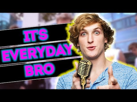 Logan Paul Sings It's Everyday Bro