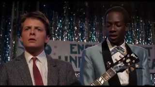 Earth Angel Johnny B Goode Back To The Future