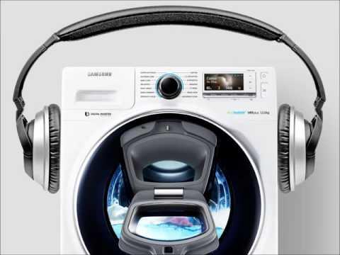רדיו סמסונג מכונת כביסה