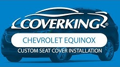 How to Install 2018-2019 Chevrolet Equinox Custom Seat Covers | COVERKING®