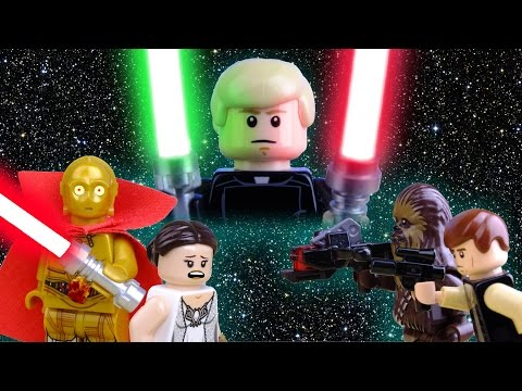 Lego Star Wars Stop Motions SE. 2 Ep. 16: Age of C-3PO