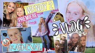 VLOG WENDY 2 mit Mia & Xlaeta Kino Premiere FMA | Mavie Noelle