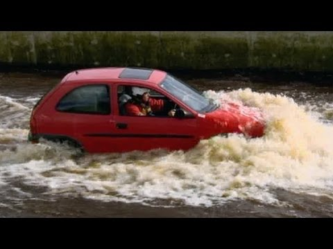 Extreme Weather - Flood Rescue