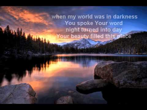 Sanctuary - City Harvest Church w/ lyrics