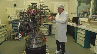 Les dessous de la fabrication des moteurs de fusée - space